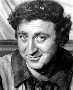 Gene Wilder has an unforgettable look to him.