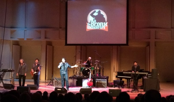 The Bronx Wanderers at the Stephens Performing Arts Center