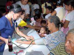 Communitty Volunteer nurse