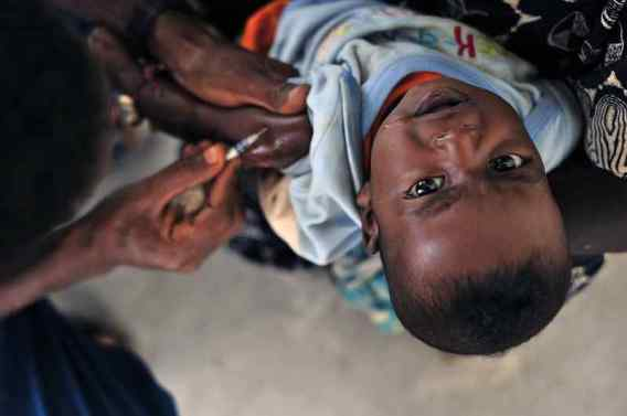polio vaccines