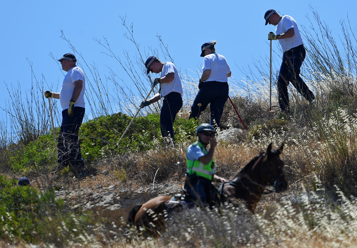 Search for Madeleine McCann in Portugal