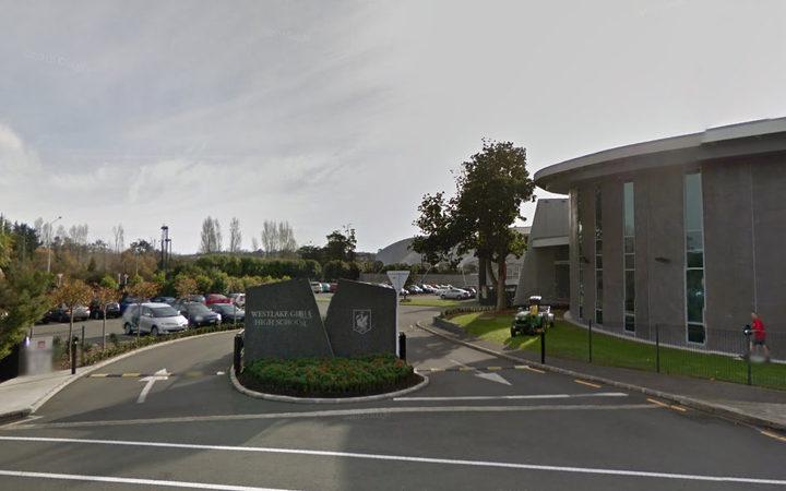 Westlake Girls High School in Takapuna, Auckland.