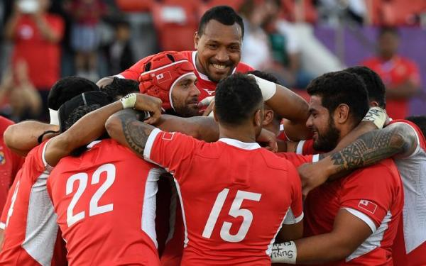 Rugby World Cup: Tongans send Piutau off in style with win over USA