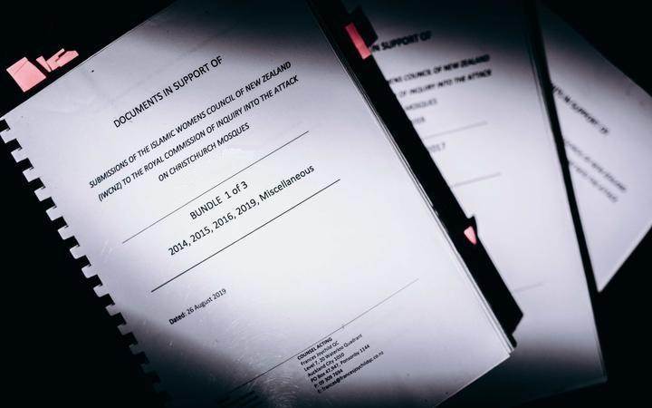 photo of documents