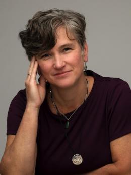 Psychologist and academic Cindy Frantz.