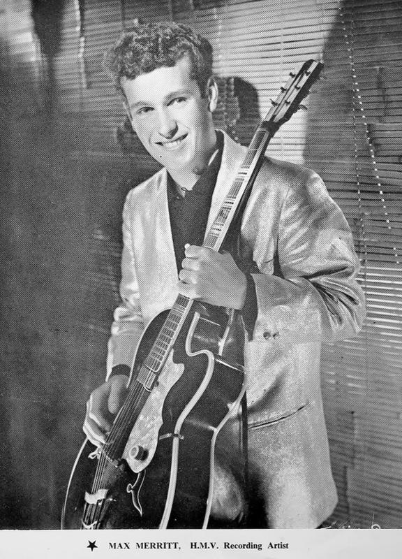 Max Merritt 1959