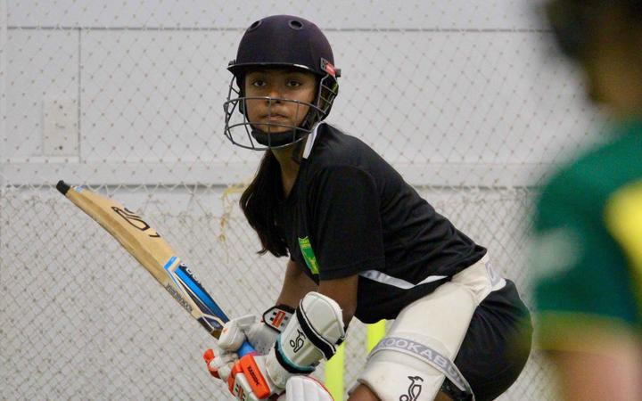 Central Districts cricketer Ashtuti Kumar