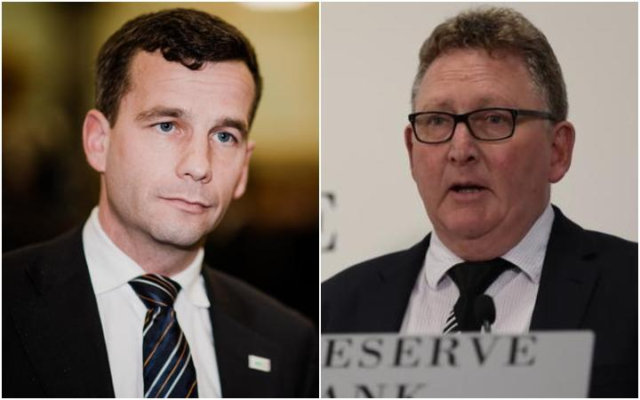 ACT Party leader David Seymour is accusing Reserve Bank governor Adrian Orr of being a liability.