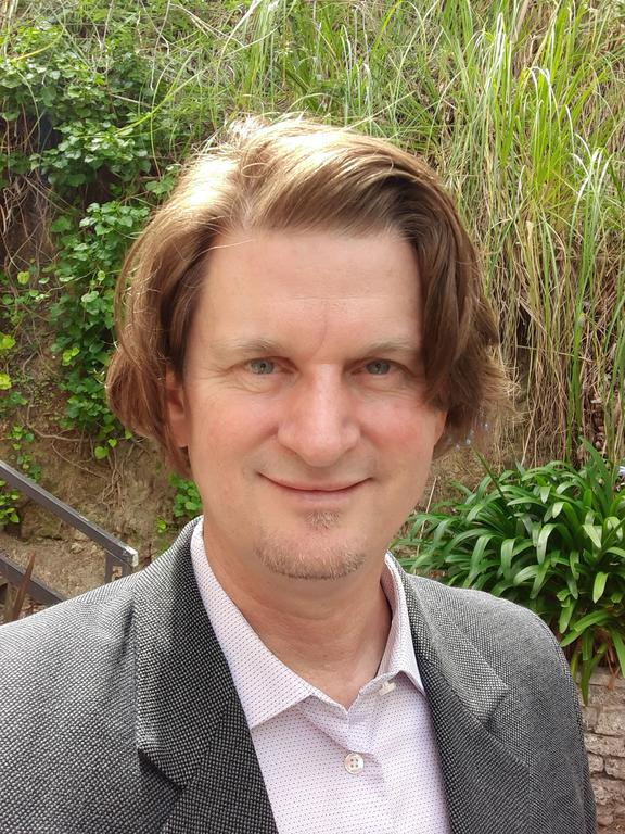 Dr Christopher Longhurst, National Leader of Survivors Network of those Abused by Priests (SNAP).