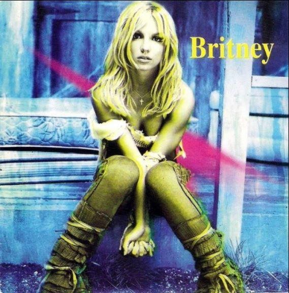 Cover art from Britney Spears album: Britney.