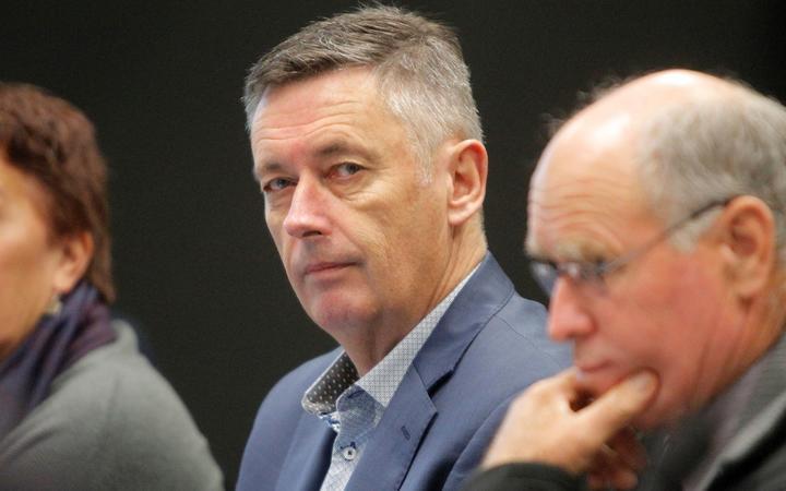 Former Tauranga mayor now Bay of Plenty Regional Councillor Stuart Crosby.
