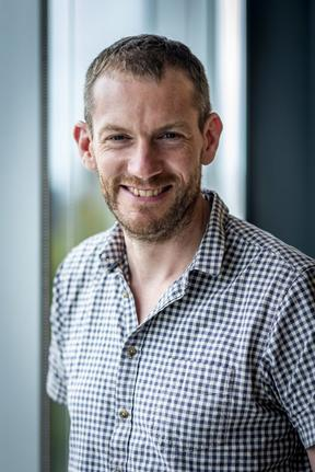 University of Canterbury professor, Michael Plank