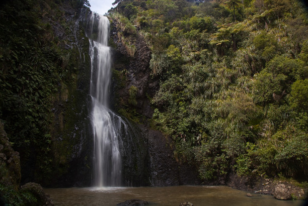 Kitekite Falls - near Piha, Auckland