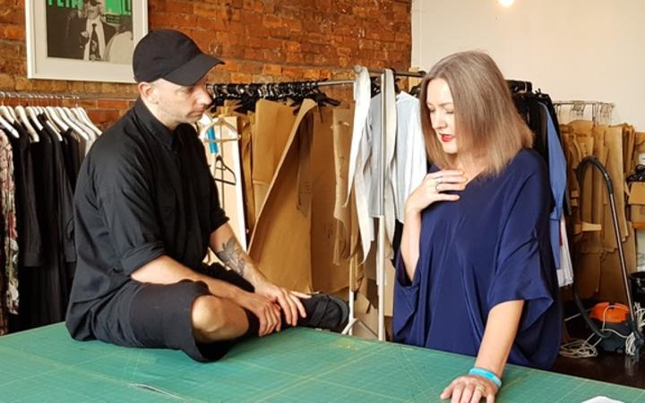Jimmy D design studio – James Dobson & Bernadette Casey