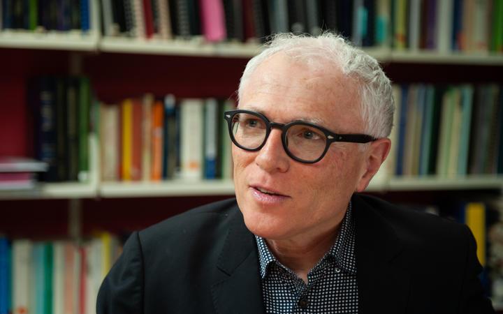 University of Otago epidemiologist Professor Michael Baker
