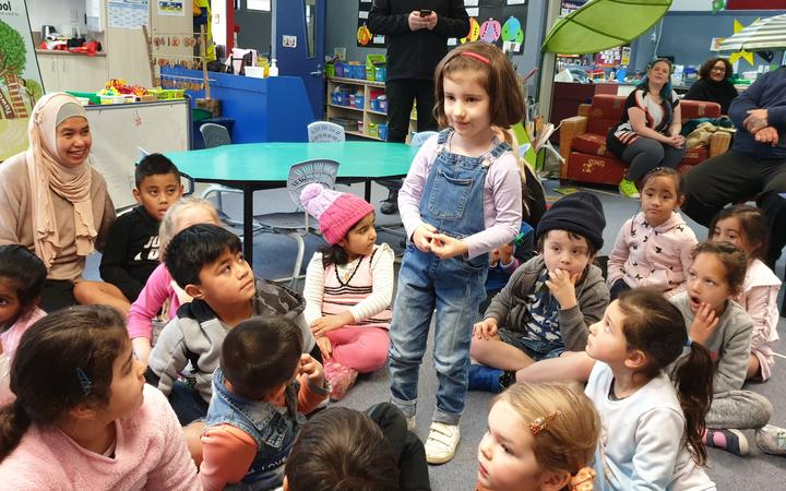 Willow is one of a growing number of children starting school at the beginning or middle of the term rather than on their fifth birthday