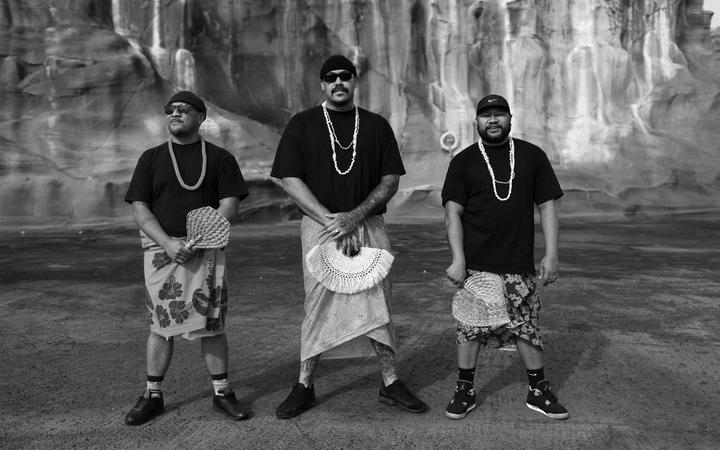 Team Dynamite (Tony Teez, Lucky Lance, Haz Beats)