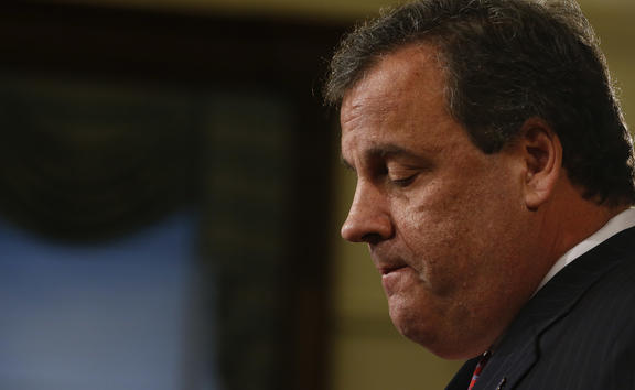 Chris Christie apologised for the scandal.