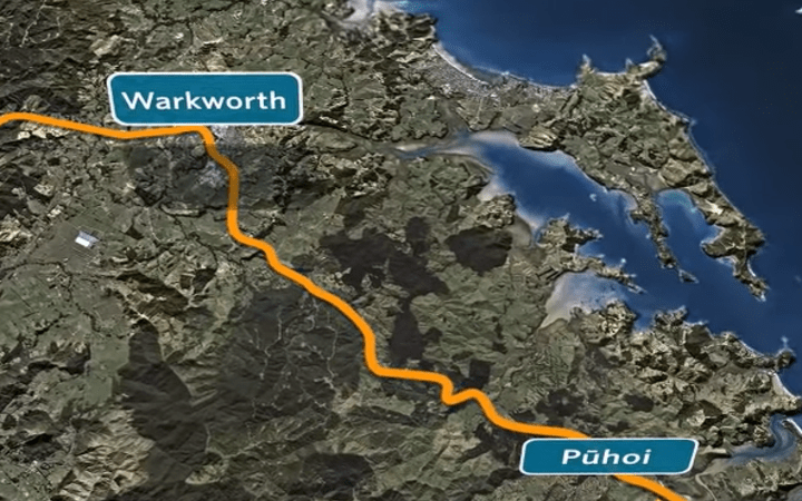 The Pūhoi-Warkworth highway's opening has already been delayed by about six months to mid-2022.
