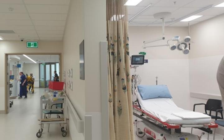 Christchurch Hospital Waipapa.