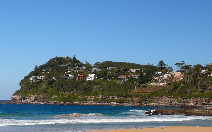 Avalon Beach, part of the Northern Beaches Council part of Sydney.