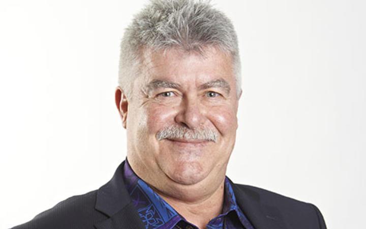 Waikato regional councillor Fred Lichtwark.