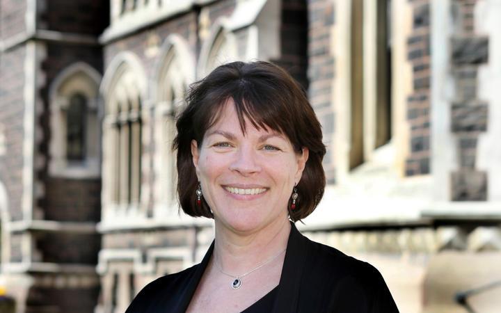 Vice Chancellor Prof Harlene Hayne