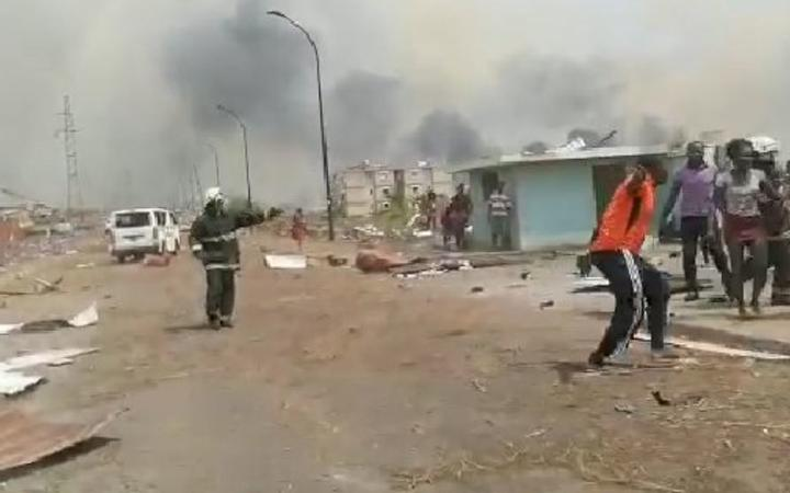 Some 500 people were injured following the blasts.