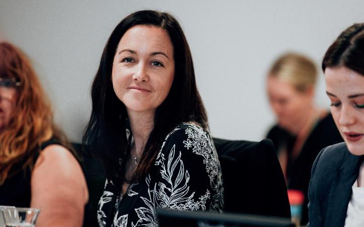 Wellington City Councillor Jill Day