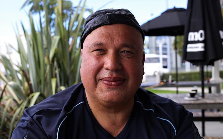 Former chairman and chief executive of Rongomaiwahine Iwi Trust Mo Rongo.