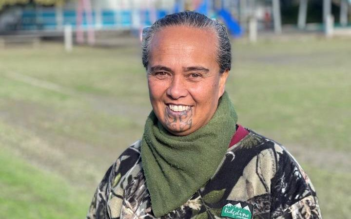 Hatea-a-Rangi School principal Karla Kohatu says the school's hopes and dreams were washed out into the ocean.