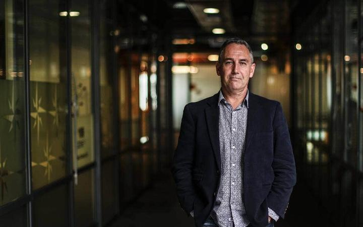 Mental Health Foundation CEO Shaun Robinson says the pandemic is having a mounting impact on the mental wellbeing of Auckland's population.