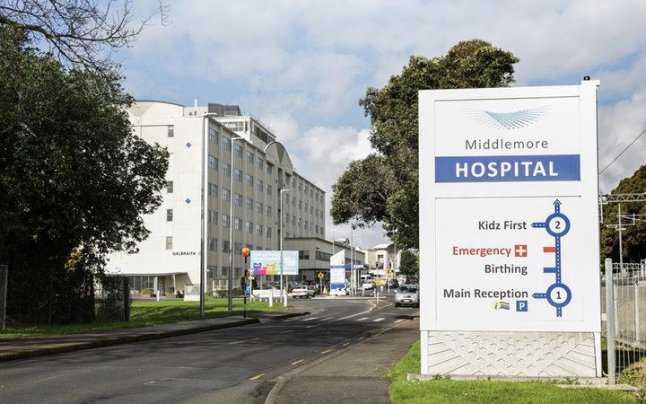 Middlemore Hospital