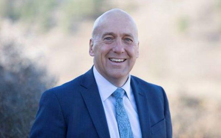 Central Otago mayor Tim Cadogan