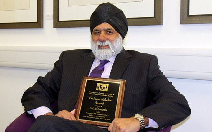Professor Pal Ahluwalia has been appointed the new vice chancellor and president of the University of the South Pacific.