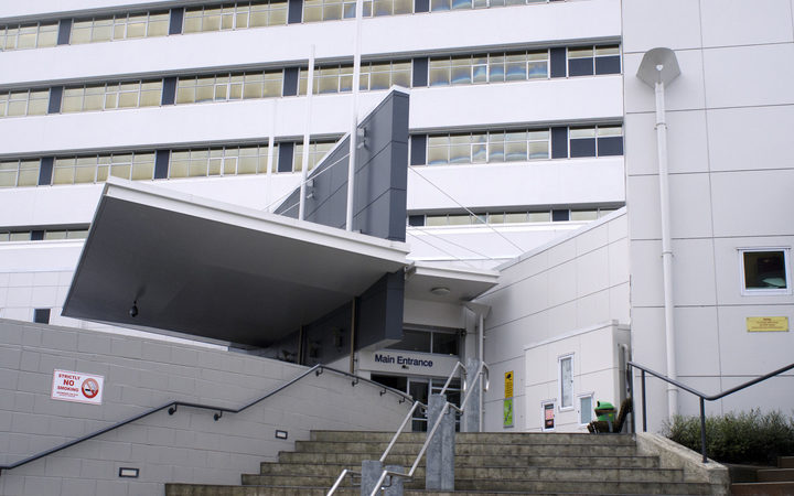 North Shore Hospital.
