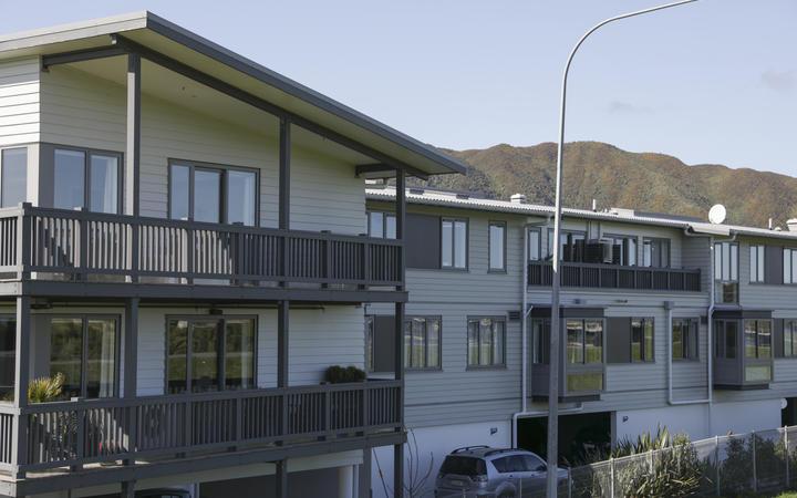 Woburn Apartments in Lower Hutt.