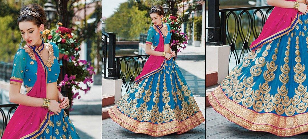 Latest bridal lehenga trends