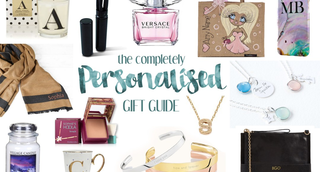 6 Best Personalized Gifts