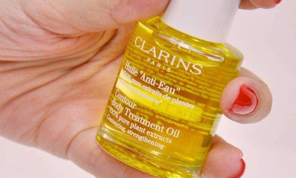 Body Beautiful with Clarins Tonic Body Treatment Oil