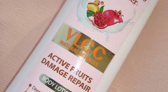 VLCC active fruits damage repair body lotion
