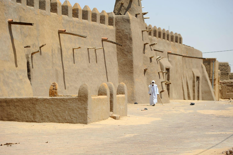 Timbuktu, Mali, Africa
