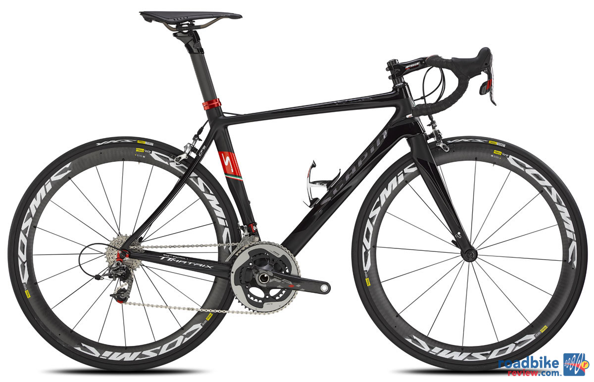 Revealed Customizable Scapin Ivor Carbon Road Bike