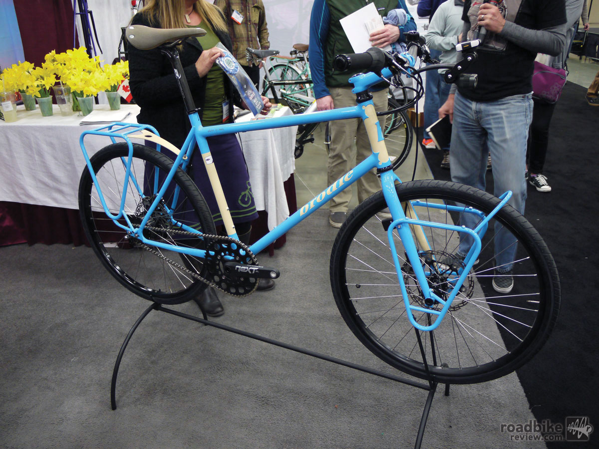 Brodie Bicycles Best City Bike