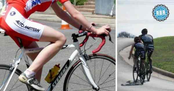 knee pain short steep hills