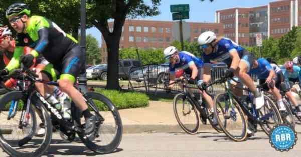 group cycling fast