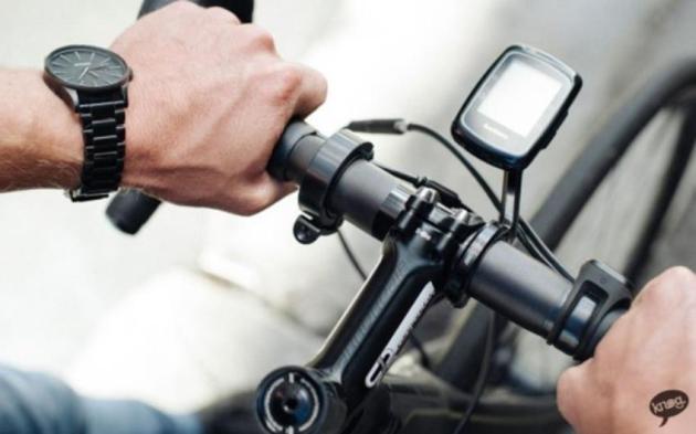 Knog Oi Classic Bike Bell Large Black