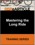 Mastering the Long Ride