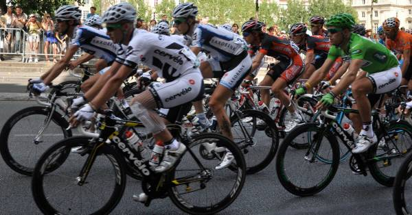 tour de france pro riders