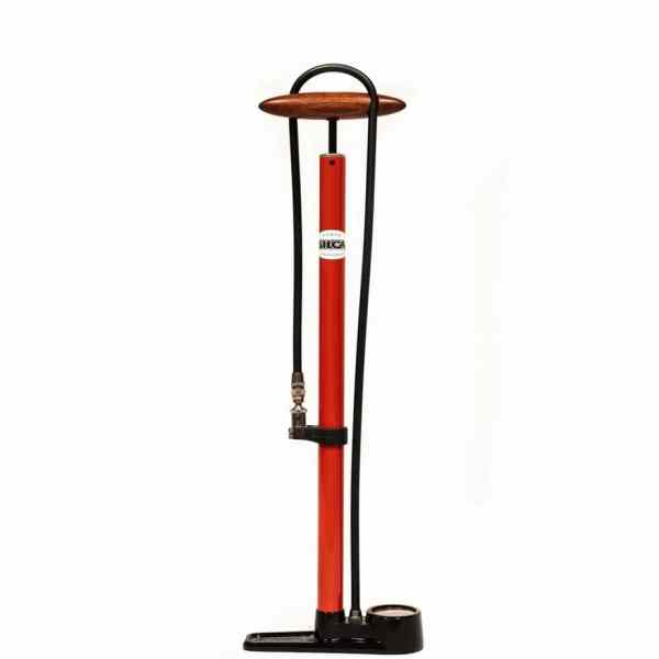 The Return of the King – Praise for Silca's New Pista Floor Pump